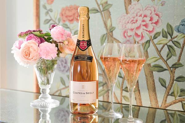 Coates & Seely Sparkling Rosé