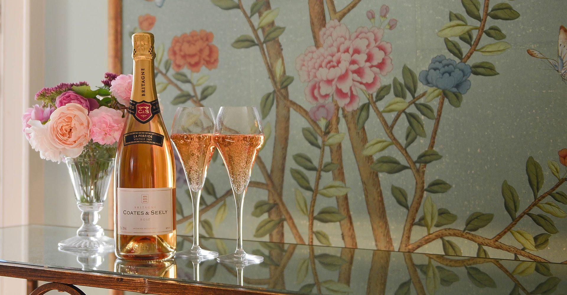 C&S Sparkling Vintage Rosé La Perfide
