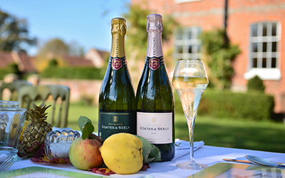 Sparkling Wines are very English