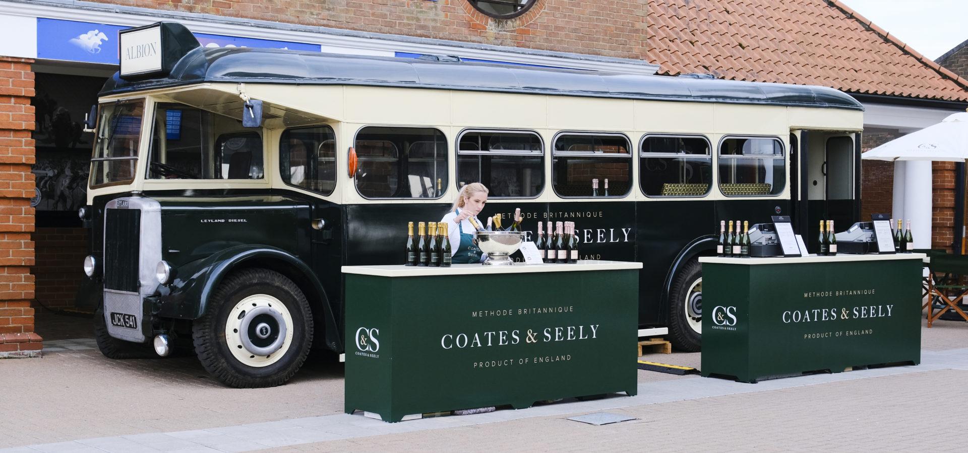 Coates & Seely at The Jockey Club