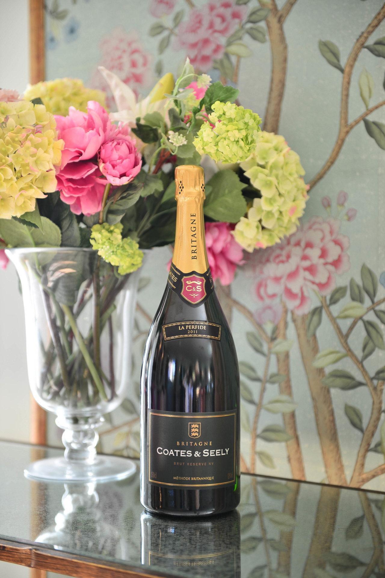Sparkling Wine Trophy winner Coates & Seely