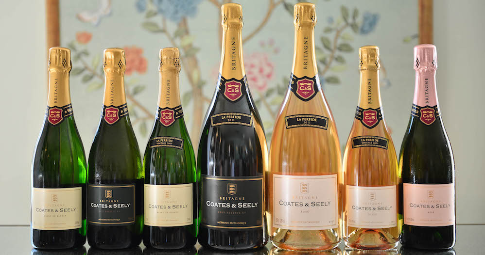 Coates and Seely's Sparkling Wines