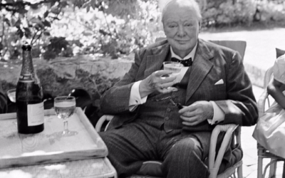 Winston Churchill Champagne