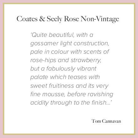 Tasting Notes Sparkling Rosé