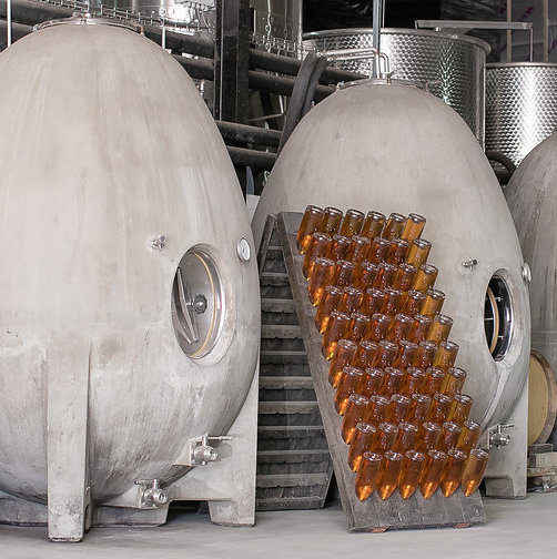 Artisan winemaking