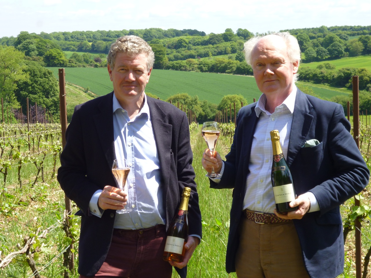 English winemakers Coates & Seely