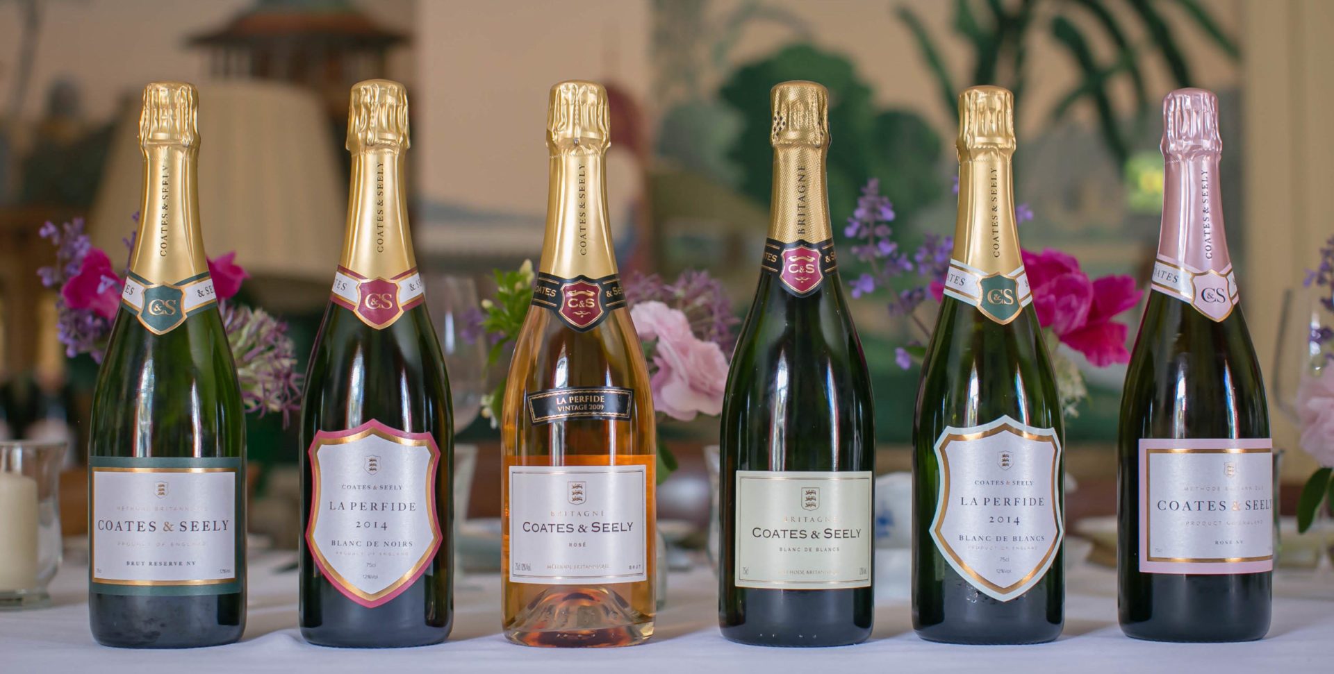 Coate & Seely sparkling wines
